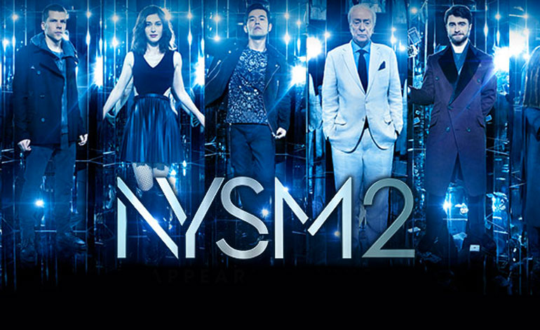now you see me 2 filmposter