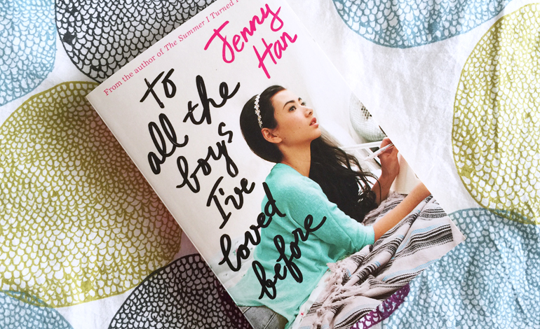 Recensie: To all the boys i've loved before - Jenny Han