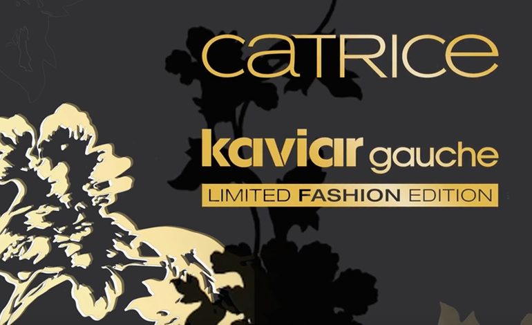 Catrice Kaviar Gauche Limited Edition Collectie nieuws 2016