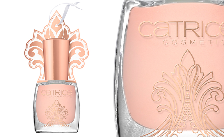 Catrice Victorian Poetry C03 Apricot Epoch nagellak