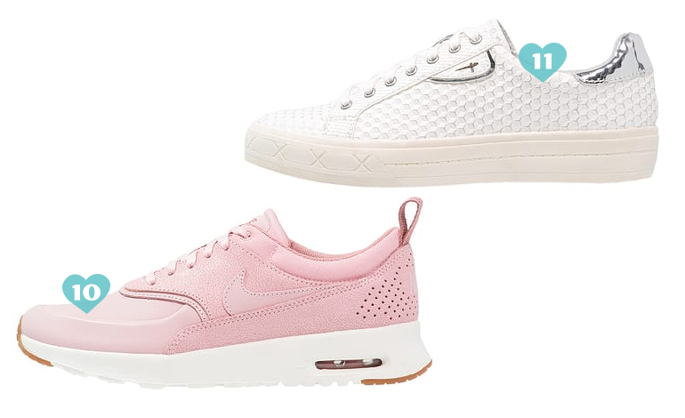 lente must-haves dames sneakers