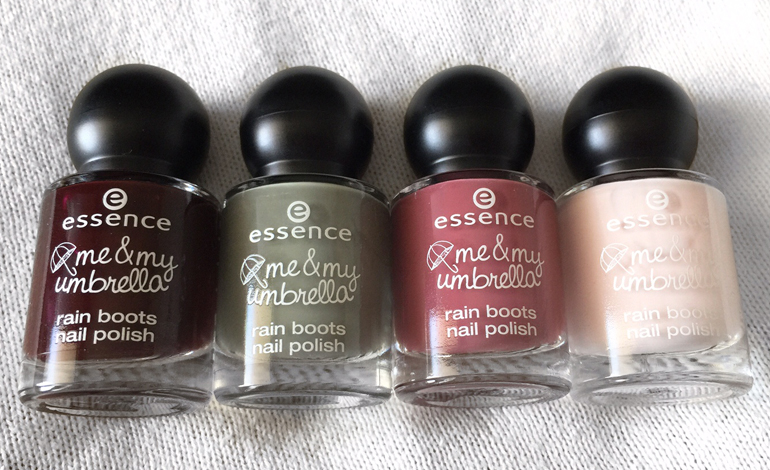 Essence Me & My Umbrella collectie