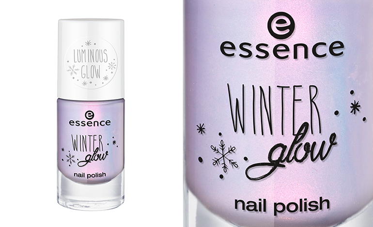 essence winter glow 03 lumos!