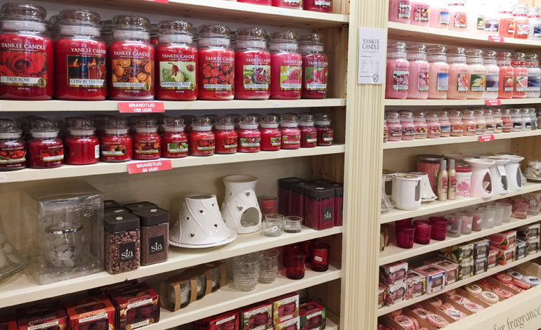 The Perfect Taste Wassenaar - Yankee Candle store - Yankee Candles